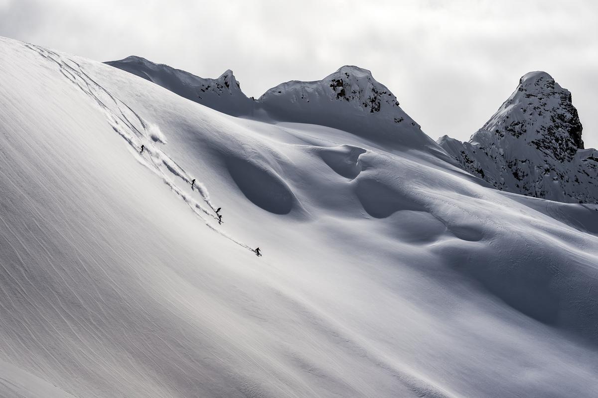 Mica Heliskiing | Blake Jorgenson, Destination BC