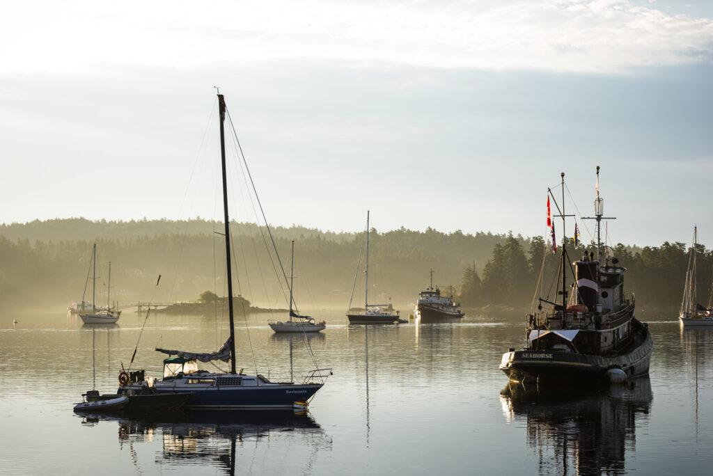 Salt Spring Island | Reuben Krabbe, Destination BC