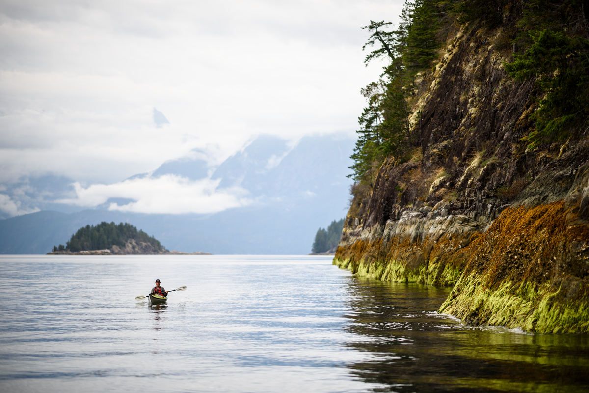 Desolation Sound | Andrew Strain, Destination BC